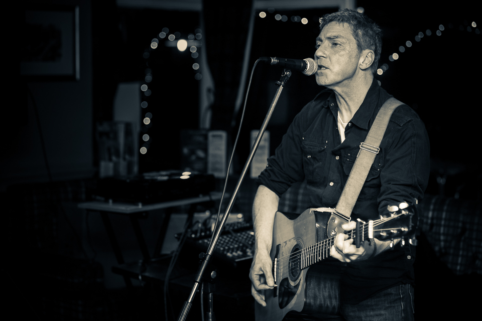 Cheshire musician photographer, Graeme Reece live in Chester