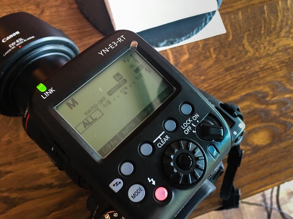 Canon Radio 580 EXii