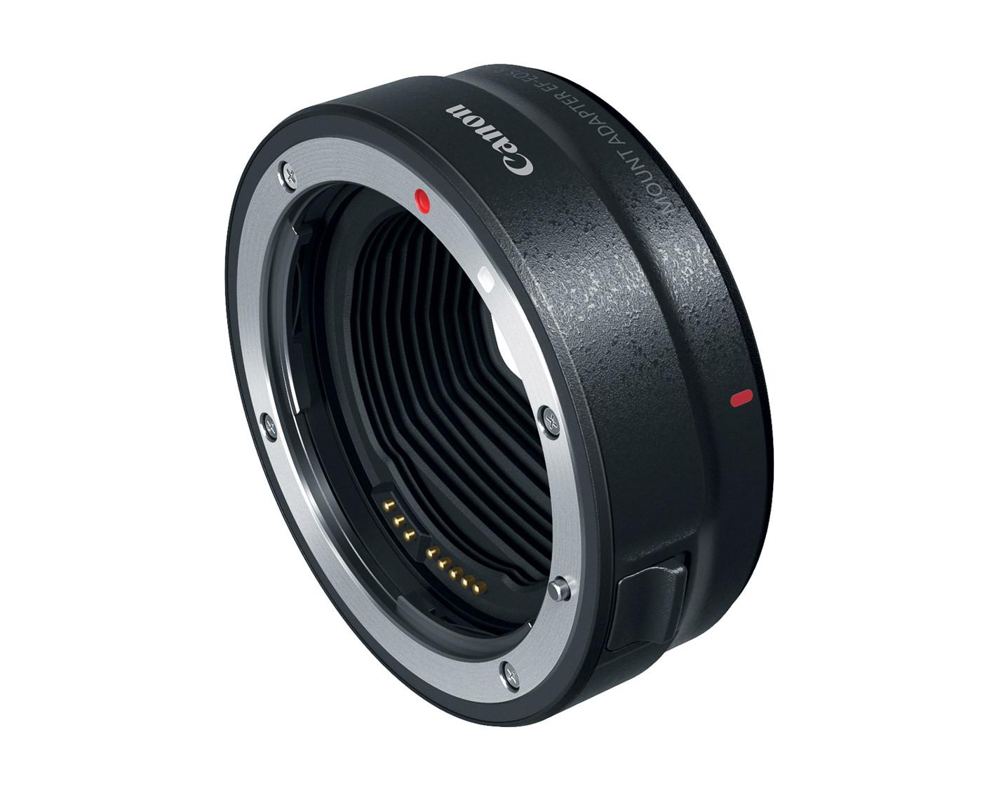 Canon EOS R lens adapter