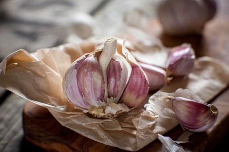Rose Garlic