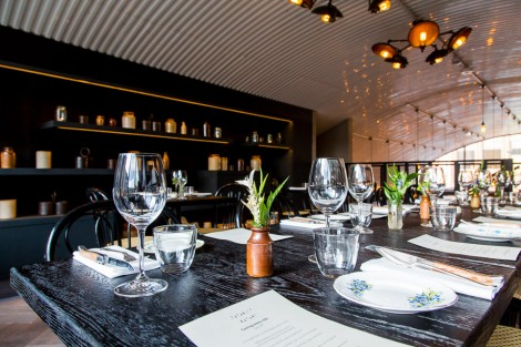 Private Dining at Paradise Garage, London