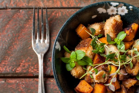 Gnocchi and Butternut Squash