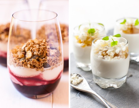 Desserts in a Glass